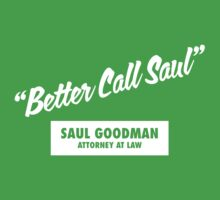 Breaking Bad - Better Call Saul Kids Clothes