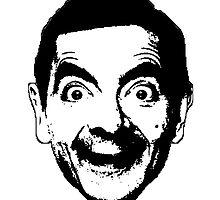 Mr Bean by aketton