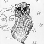 Owl & Me by Bee Williamson