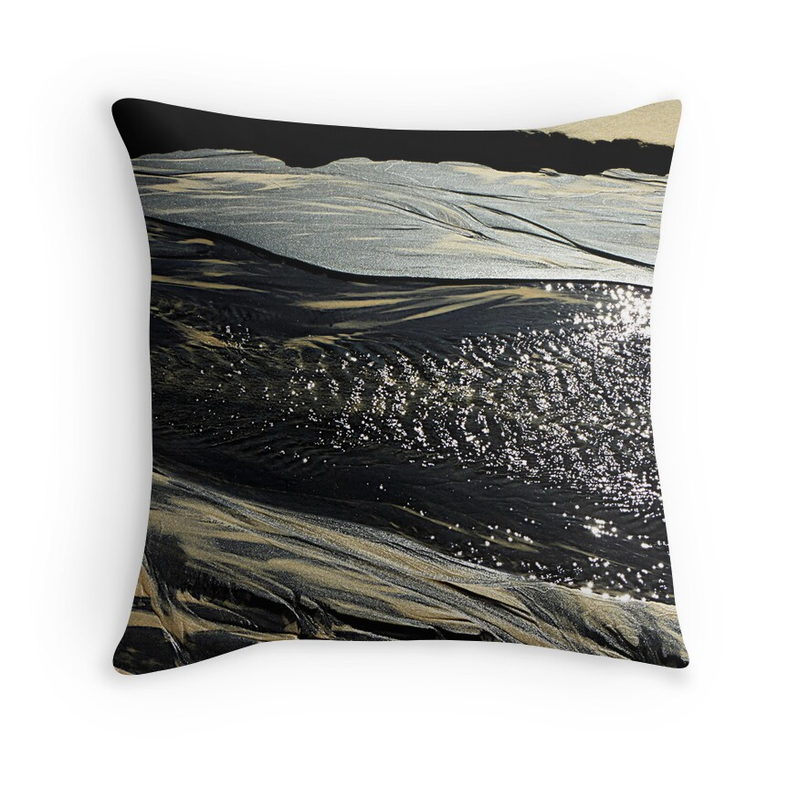 Zen Throw Pillows : Zen Textures: Throw Pillows Redbubble