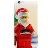 Santa iPhone Case/Skin