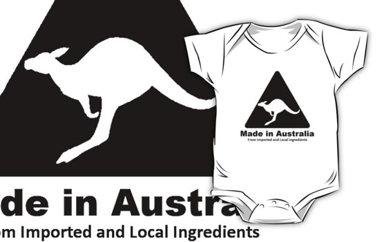 Made In Australia (Black) by Puggs