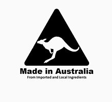 Made In Australia (Black) T-Shirt