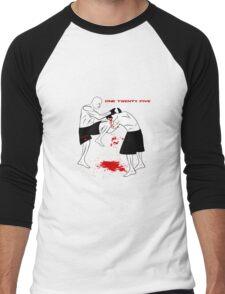 knee to the face Men's Baseball ¾ T-Shirt