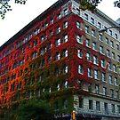 Sylvia Hotel by RobertCharles