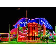 Motor City Lights Photographic Print