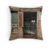 228-240 Castlereagh Street  Throw Pillow