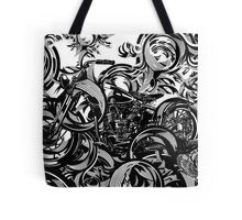 The Lines of a Classic Tote Bag
