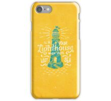 Lost At Sea II. iPhone Case/Skin