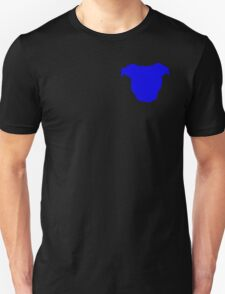 Blue Pittie Unisex T-Shirt
