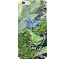 Dwarf dragons iPhone Case/Skin