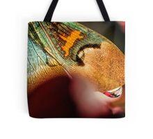 Angel Sighting Tote Bag
