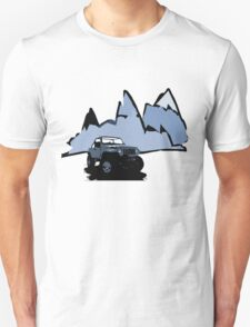 Jeeping It!: BLUE T-Shirt