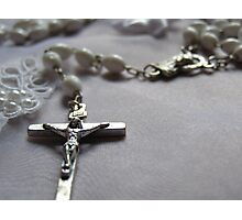 Rosary Photographic Print