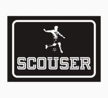 Scouser - football  Kids Clothes