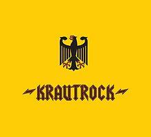 KRAUTROCK by EvilGravy