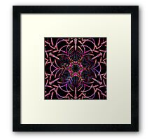 Simple Complexity in Circuit Distribution (or the Funnel of Love) Framed Print