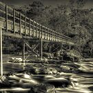 Bells Bridge by sixfootfour