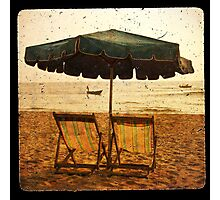 memories.. Photographic Print