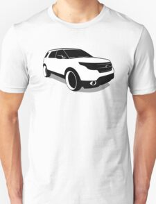 Ford Explorer T-Shirt