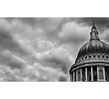 St Pauls Cathedral Photographic Print