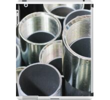 Shiny Pipes ~ pillow collection iPad Case/Skin