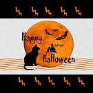 Happy Halloween by Ilunia Felczer