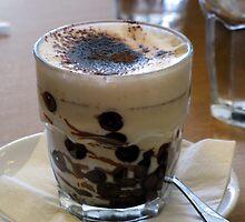 What Bill's Hot Chocolate Looks LIke by Eliza Ferguson