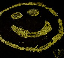 painted smile by Clare McClelland