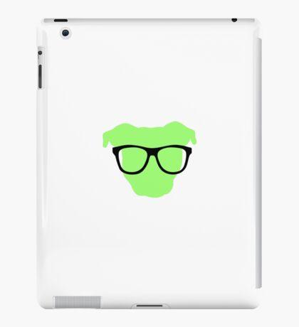Pastel Pittie iPad Case/Skin