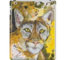 Stillness in Motion iPad Case/Skin
