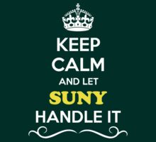 Keep Calm and Let SUNY Handle it by gregwelch