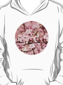 Vintage Cherry Blossoms T-Shirt