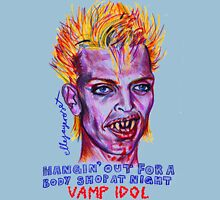 Vamp Idol Womens Fitted T-Shirt