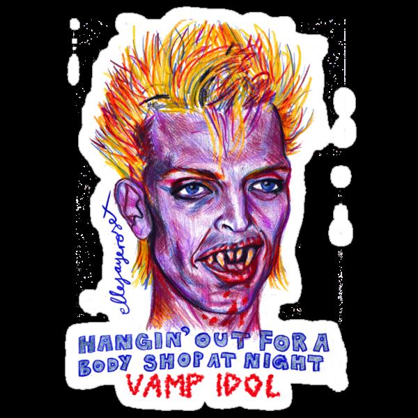 Vamp Idol by ellejayerose