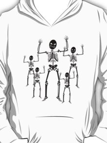 Skeleton Family T-Shirt