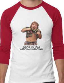 TRUFFLE SHUFFLE Men's Baseball ¾ T-Shirt
