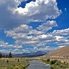 Wind River, Wyoming by Harry Oldmeadow