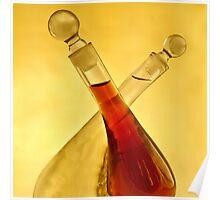 Oil & Vinegar Poster