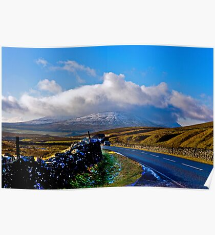 The Road to Whernside Poster
