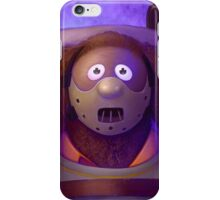 Muppet Maniac - Rowlf Lecter iPhone Case/Skin