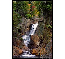 Smalls Falls Photographic Print