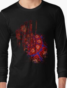 Spiral Crash Long Sleeve T-Shirt