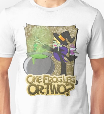 Halloween T-Shirt 2009 - One Frog Leg or Two T-Shirt