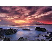 Heavenly Light Photographic Print