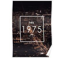The 1975 - The City Poster