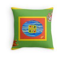 Happy Deepawali Throw Pillow