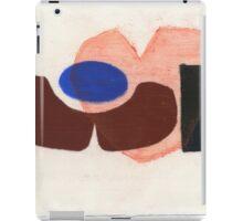 Abstract #1 iPad Case/Skin
