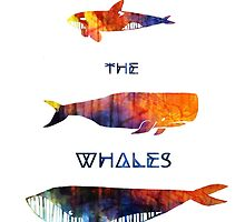Save the Whales by 0horizon
