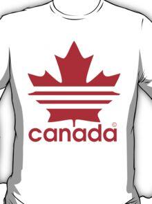 Canada Sport Maple Leaf T-Shirt
